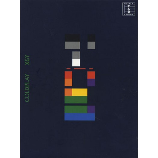 Coldplay X+Y TAB