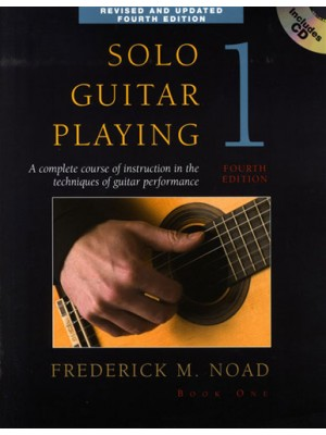Solo Guitar Playing Noad 1 +CD