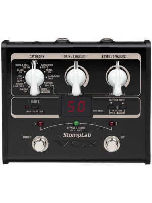 Vox Stomplab 1 Guitar Effects