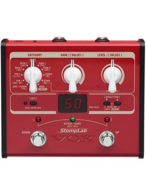Vox Stomplab 1 Bass Effects