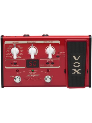 Vox Stomplab 2 Bass Effects