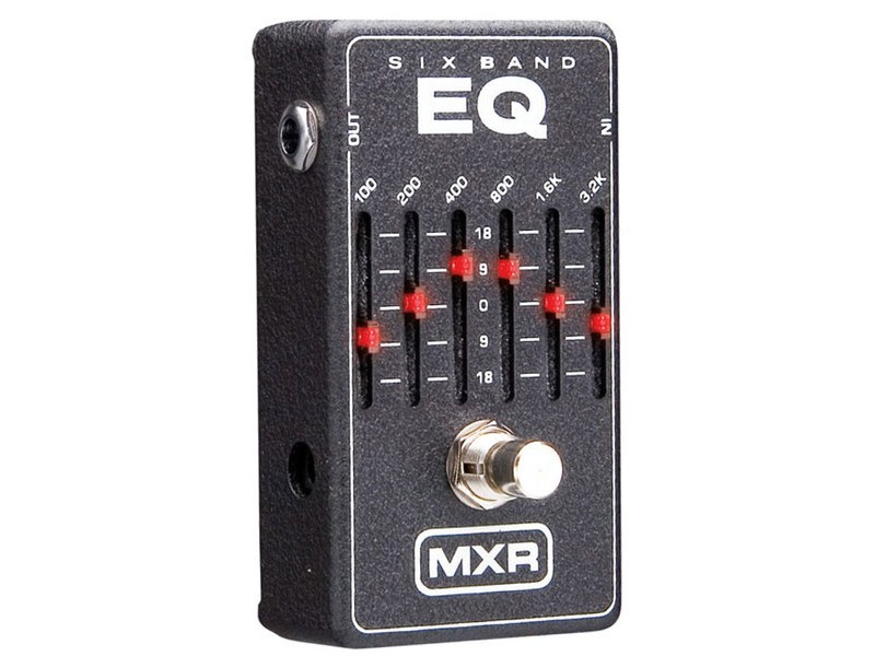 mxr 6 band graphic eq pedal. Black Bedroom Furniture Sets. Home Design Ideas