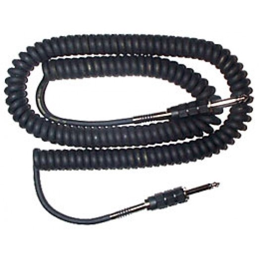 Guitar Lead 20ft Coiled