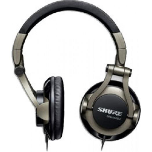 Shure SRH550DJ-EFS Headphones