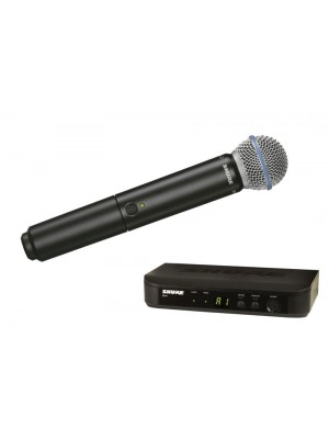 Shure BLX24UK/Beta58 Radio Mic