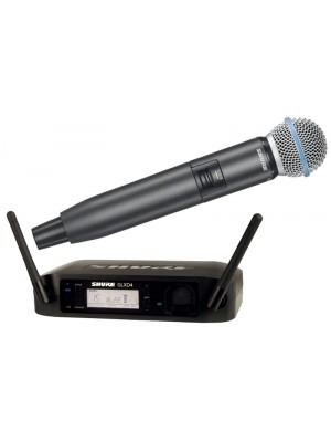 Shure GLXD24UK/Beta58 RadioMic
