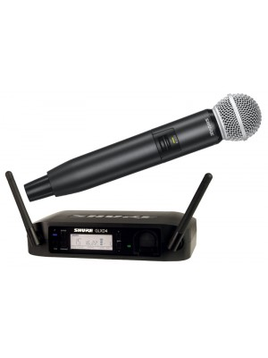 Shure GLXD24UK/SM58 Radio Mic