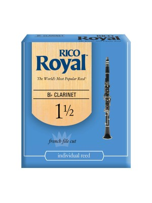 Reed Bb Clarinet Rico Royal1.5