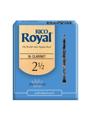 Reed Bb Clarinet Rico Royal2.5