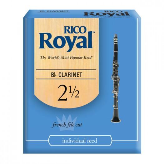 Reed Bb Clarinet Rico Royal2.5