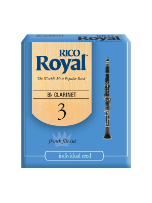 Reed Bb Clarinet Rico Royal 3