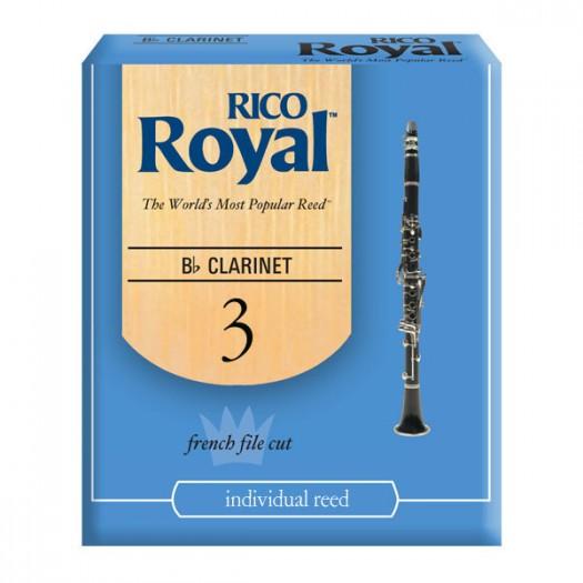 Reed Bb Clarinet Rico Royal 3