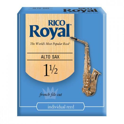 Reed Alto Sax Rico Royal 1.5