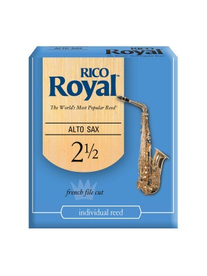 Reed Alto Sax Rico Royal 2.5