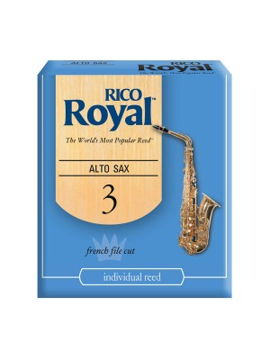 Reed Alto Sax Rico Royal 3