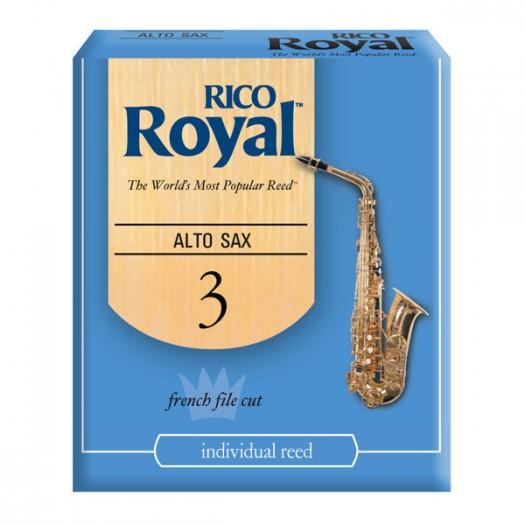 Reed Alto Sax Rico Royal 3