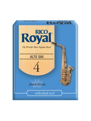 Reed Alto Sax Rico Royal 4