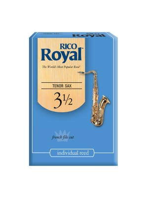 Reed Tenor Sax Rico Royal 3.5