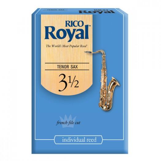Reed Tenor Sax Rico Royal 3.5