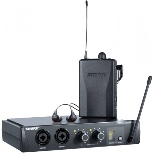 Shure PSM200 In Ear Monitor
