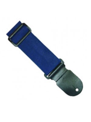 Strap Guitar 2in Webbing Blue