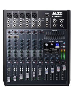 Alto Live 802 Mixer