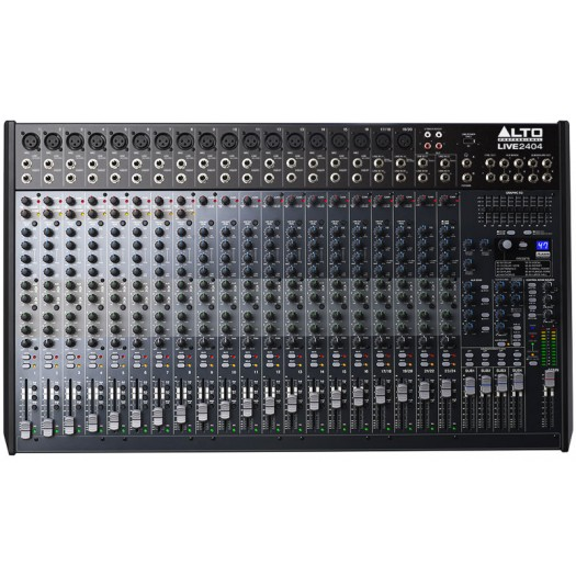 Alto Live 2404 Mixer