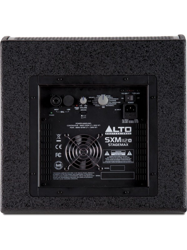 Alto SXM112A Powered monitor