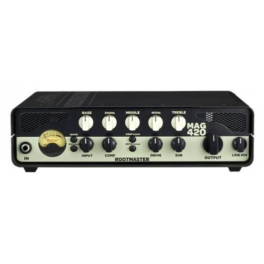 Ashdown RM-420 Bass Head