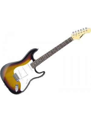 Aria STG003 Electric Sunburst