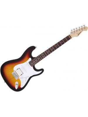 Aria STG004 Electric Sunburst