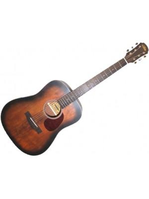 Aria Delta OM Acoustic Guitar