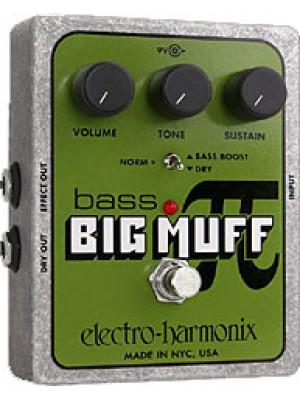 El-Harmonix Bass Big Muff Pi