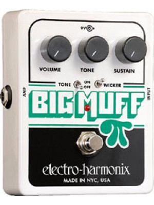 El-Harmonix Big Muff Pi Wicker