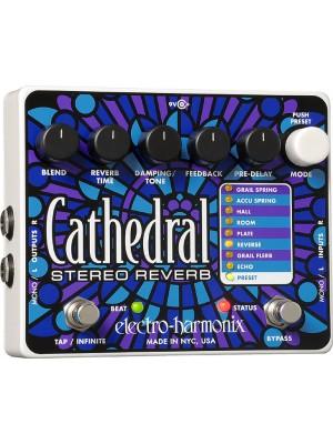 El-Harmonix Cathedral Reverb