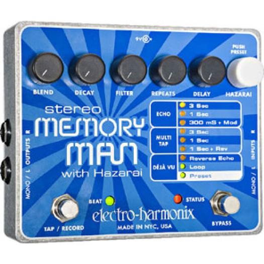El-Harmonix Stereo Memory Man