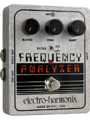 El-Harmonix Frequency Analyzer